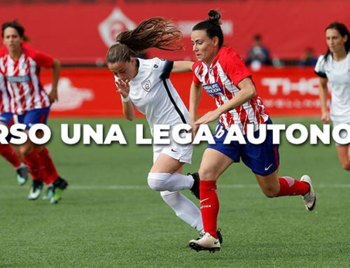 Una lega autonoma professionista per il calcio femminile spagnolo
