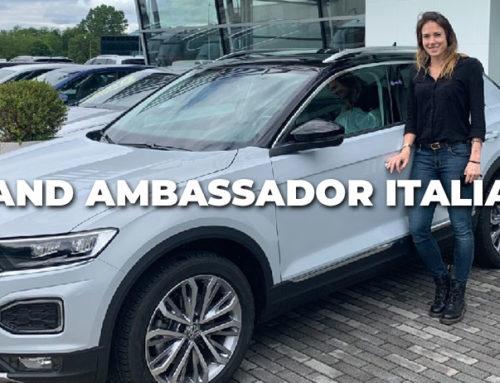 Regina Baresi nuova brand ambassador di Volkswagen Italia