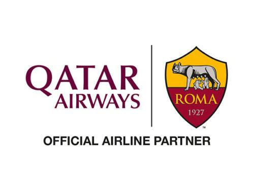 Qatar Airways diventa sponsor ufficiale della squadra femminile dell'AS Roma