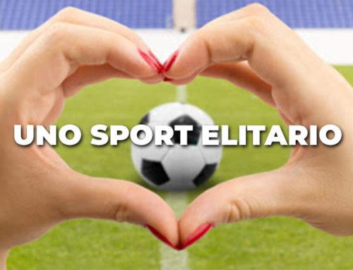 Il calcio femminile presto sarà uno sport d'élite