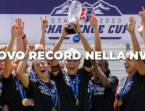 Record di spettatori nella NWSL