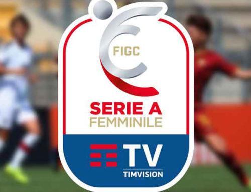 La Serie A femminile confermata su Sky e TIMVISION