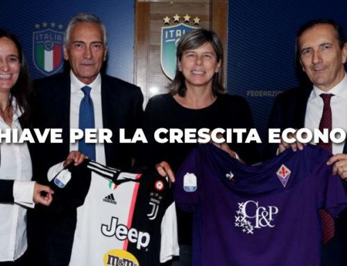 Come migliorare l'economia italiana: il professionismo del calcio femminile