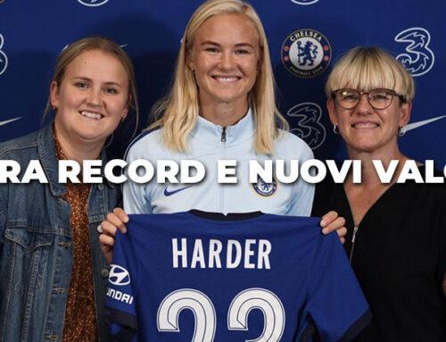 Acquisto record del Chelsea: nuovi valori nel calcio femminile
