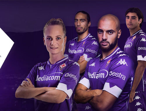 Sleeve Sponsor per la Fiorentina Femminile
