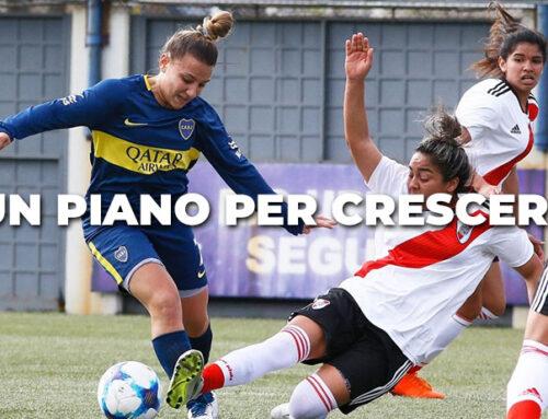Il calcio femminile argentino è pronto ad affermarsi: ecco il piano