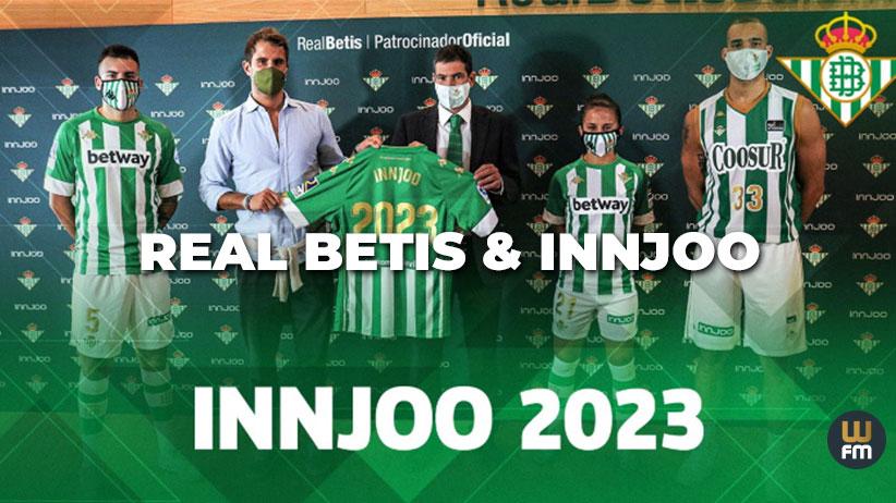 InnJoo sponsorizza il Real Betis