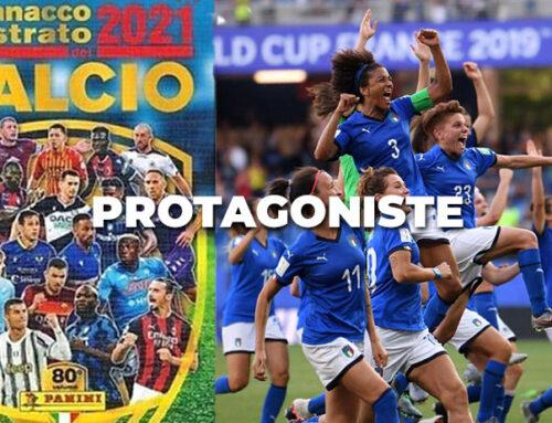 Il calcio femminile italiano sempre più protagonista sullo storico Almanacco