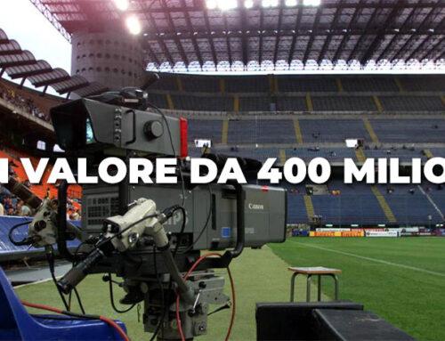 Il calcio femminile varrà 400 milioni grazie ai diritti televisivi