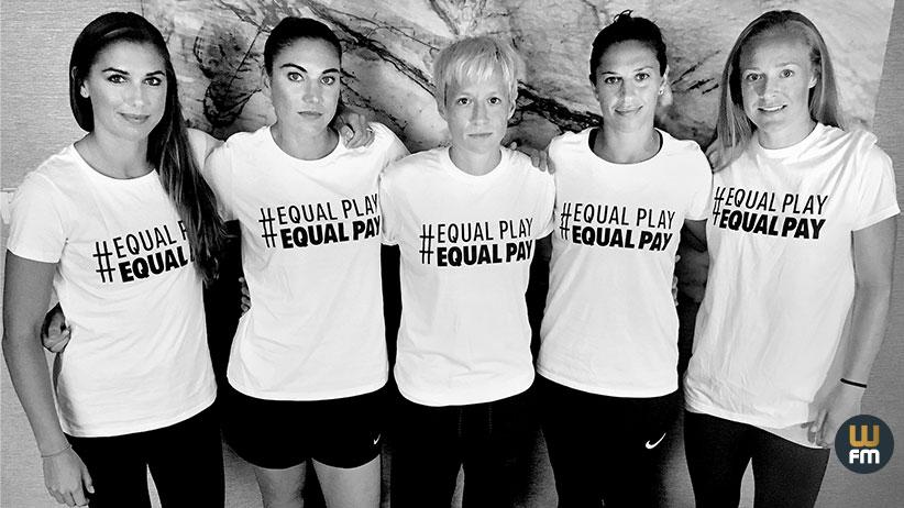 equal pay day calcio femminile