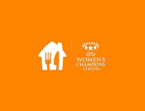 Il calcio femminile al centro della partnership tra Just Eat e UEFA