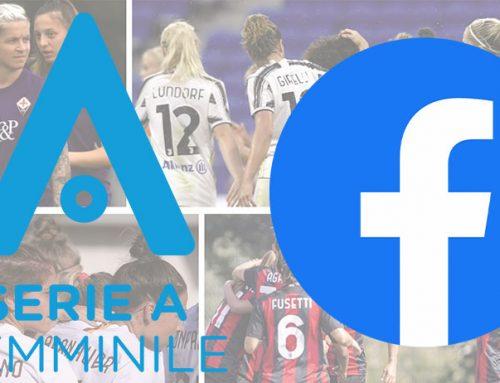 Ecco come va la Serie A Femminile su Facebook