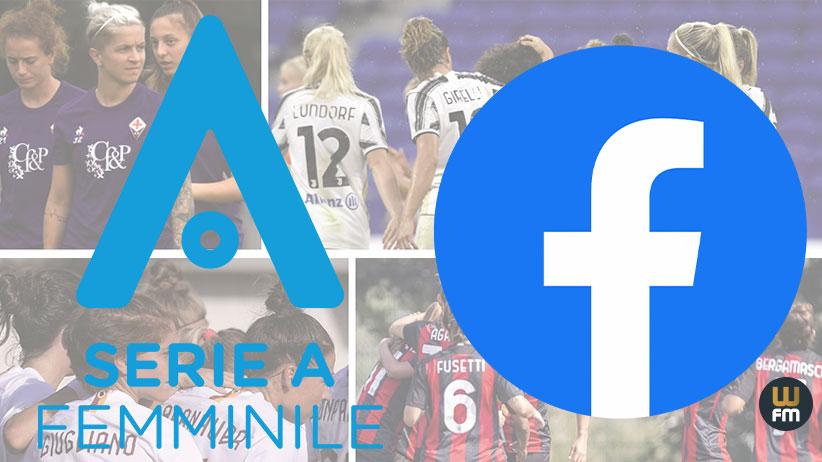serie a femminile su facebook